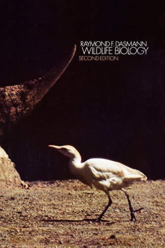 Wildlife Biology 2E