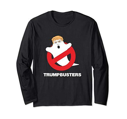 Easy Last Min Halloween Costumes - Funny Halloween Trump Busters T-Shirt Easy