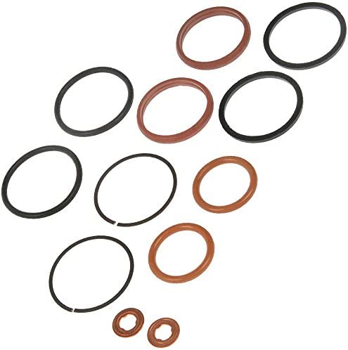APDTY 142666 Fuel Injector O-Ring Kit Replaces 3867471 3937142