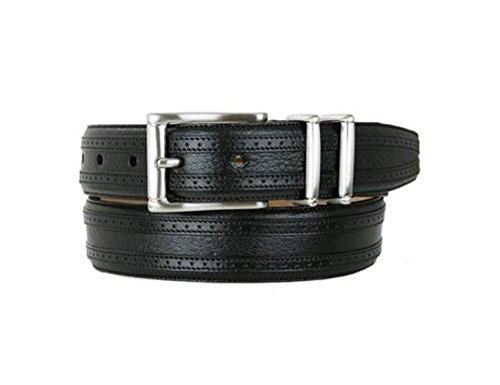 Mezlan Men's 8594 Belt Black 44