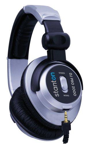 Stanton DJ Pro 2000 Swivel Cup Headphones