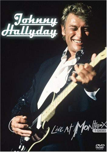 Sales Tv Continental - Johnny Hallyday: Live at Montreux 1988