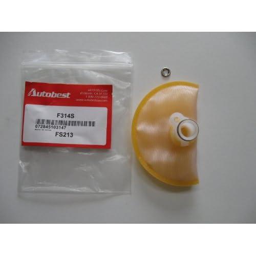 Autobest F314S Fuel Pump Strainer