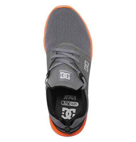 DC Schuhe Heathrow SE Grau Gr. 41