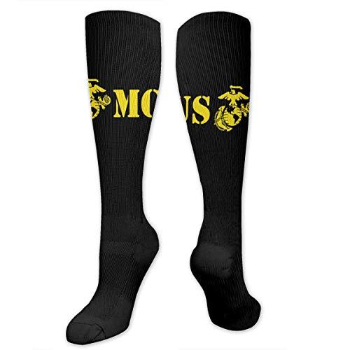 USMC Marine Corps Unisex Knee High Socks Long Socks Sports Socks