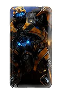 Premium bumblebee Autobot Case For Galaxy Note 3- Eco-friendly Packaging 1528115K91366314