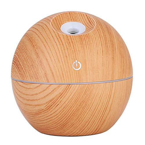 Felix-Box - Newest Fragrance Air Humidifier 130ml Mute Essential Oil Diffuser USB Changing for Home Office - 130 Part Ml