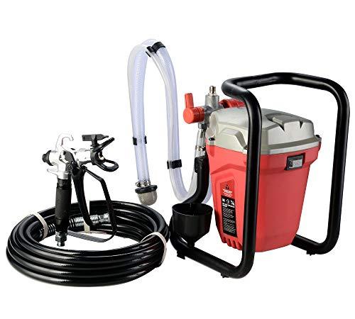 Himalaya Airless Paint Sprayer Spray Gun Power Painter 3000PSI High Pressure 5/8HP(650W)Power Painting for Professional Contractor/Prosumer/DIY Handyman