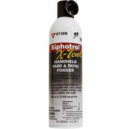 Vet-Kem Siphotrol XTend Yard Patio Fogger (14 oz)