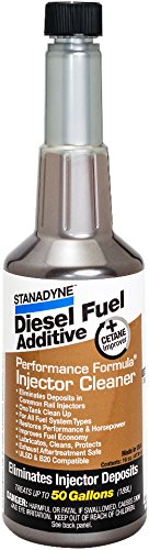 Stanadyne Performance Formula Diesel Injector Cleaner-Qty 6,16oz Bottles #43564