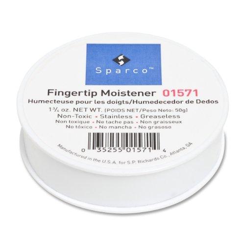 Sparco 1 3/4 Ounce Fingertip Moistener ()