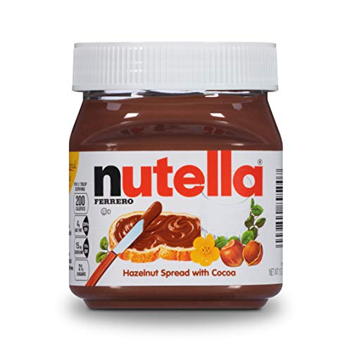 Nutella Hazelnut Spread, 13 Ounce Jar