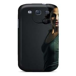 Odj4546uJJA Todd CC Natalie Imbruglia Australian Model Actress Durable Galaxy S3 Tpu Flexible Soft Case