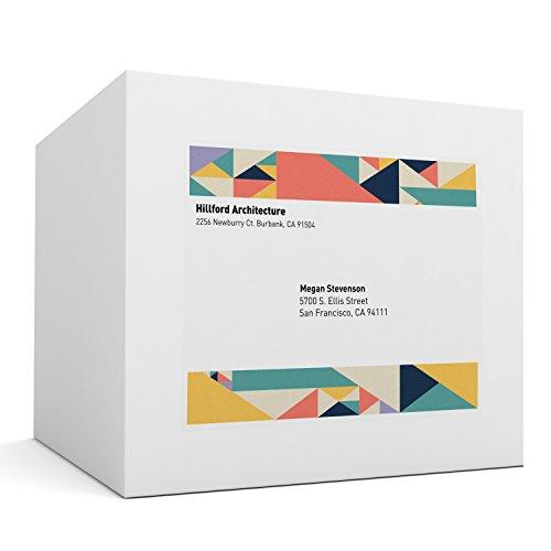 "Avery Matte Clear Full Sheet Inkjet Printers, 8.5"" 11"","