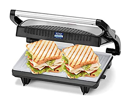 Kent 16025 700-Watt Sandwich Grill (Black)