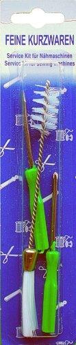 Service-, Werkzeug- u. Reinigungs - Kit für Nähmaschine hi179