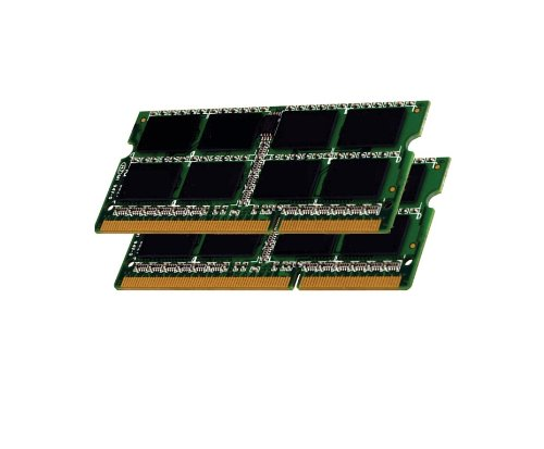 NEW! 8GB 2 X 4GB DDR3 PC3-8500 SODIMM PC8500 1066MHz LAPTOP MEMORY