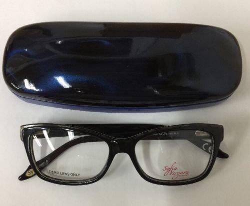e9062d9246a Amazon.com  Sofia Vergara Reading Glasses Frames Demo Lens W Case ...