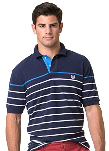 Chaps Striped Polo - 2