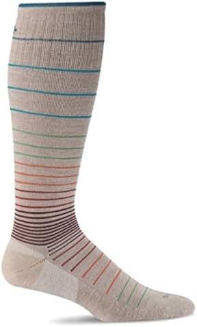Sockwell Women's Circulator Moderate (15-20mmHg) Graduated Compression Socks