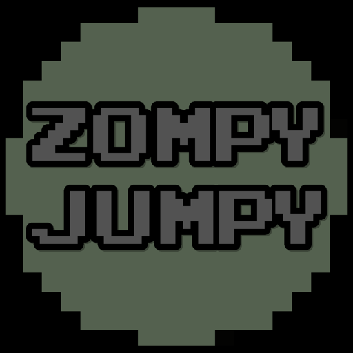 Zompy Jumpy - Jump Over Dancing Zombies -