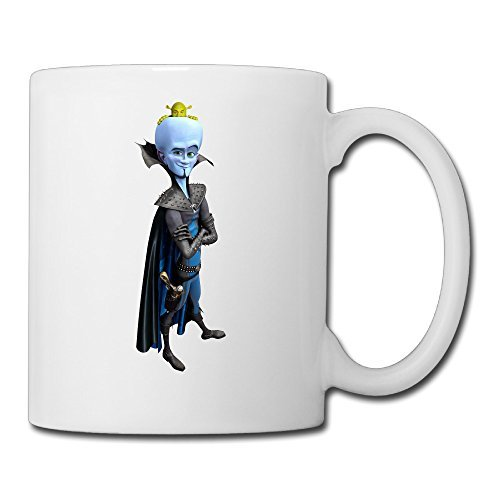 LFISH3 Megamind 636 Funny Travel Mug