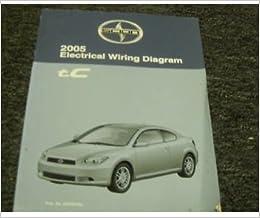 [DIAGRAM_3NM]  2005 Scion tC Electrical Wiring Diagram Service Manual: toyota corporation:  Amazon.com: Books | 2005 Scion Tc Ac Wiring Diagram |  | Amazon.com