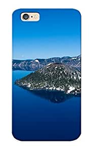Iphone 6 Cover Case Design - Eco-friendly Packaging(crater Lake Usa)