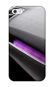 Earurns Perfect Tpu Case For Iphone 5/5s/ Anti-scratch Protector Case (ford Fiesta Titanium Dashboard )