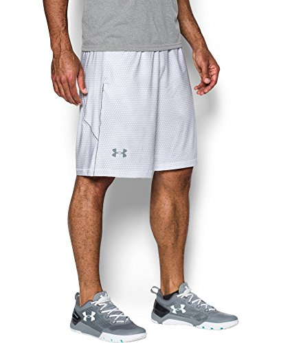 "Under Armour Men's Raid Printed 10"" Shorts"