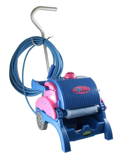 Water Tech BLD03 Blue Diamond Robotic Pool Cleaner by Water Tech