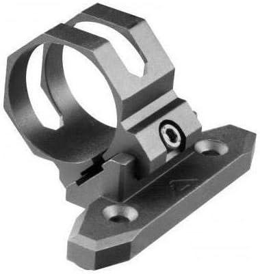 Small AKMC04 AIM Sports Inc Keymod Cantilever Mount For 30mm flashlights Black