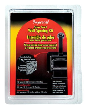 WALL SHLD SPACE KIT by IMPERIAL MfrPartNo BM0134-A