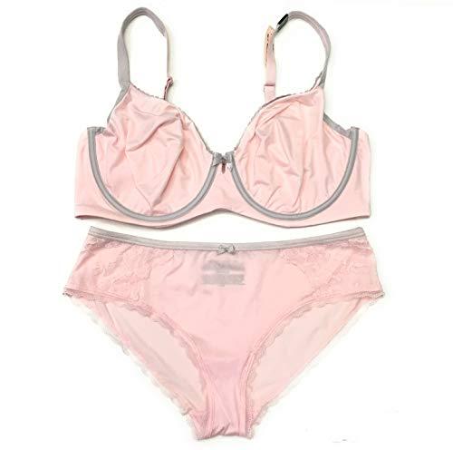 98c2829db226 Victoria's Secret Body by Victoria Lingerie Set Unlined Demi Bra 38DD / Hiphugger  Panty Large/