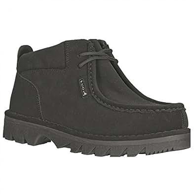 Lugz Men's Fringer Boots,Black,6.5 D