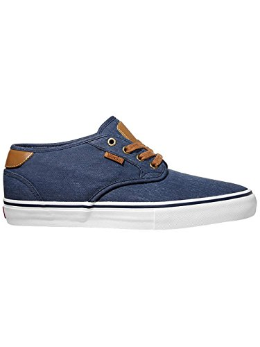 Vans Chima Estate Pro Sneakers (lavato) Blu Scuro 6