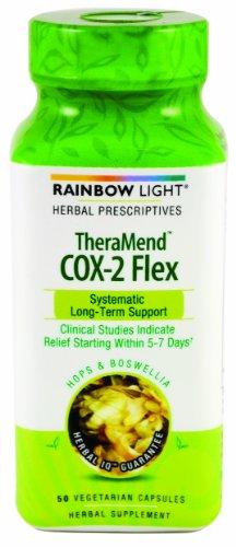 Rainbow Light TheraMend la COX-2 Capsules Flex, 50 Count