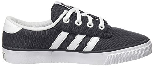Grey Skateboarding Carbon White Dgh Shoes Ftwr adidas Boys' Solid Kiel Grey xqBII1