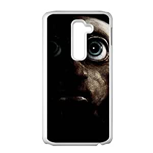 LG G2 Cell Phone Case White Dobby Phone Case Cover Hard DIY XPDSUNTR06974