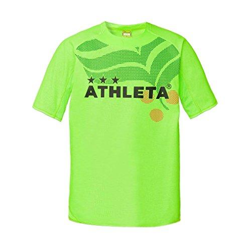ポインタ破壊する終わらせるATHLETA(アスレタ) カラープラクティスシャツ 02295