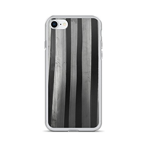 Match Stripes Wallpaper (Striped Asylum Wallpaper - Phone Case for iPhone 7/8 - by Emilie Autumn - Gothic Victorian Style)