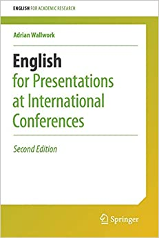 English For Presentations At International Conferences Descargar Epub Gratis