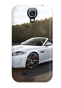 CdpZuqT2544OmdeK Snap On Case Cover Skin For Galaxy S4(jaguar Convertible 2012)