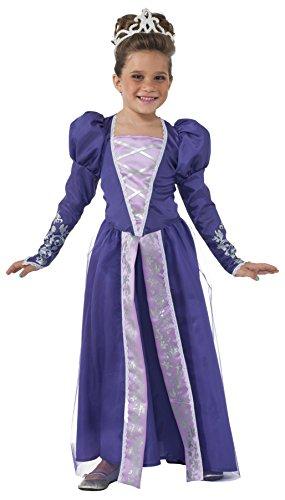 Rubie's Violet Princess Child's Costume, Medium ()