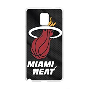 miami heat Phone Case for Samsung Galaxy Note4 Case