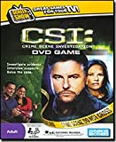 CSI Dvd Game
