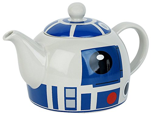 Star Wars R2D2 Ceramic Teapot