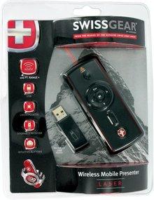 SwissGear Wireless Mobile Presenter w/Laser Pointer by Wenger