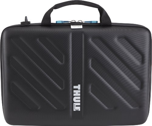 Thule Gauntlet TMPA-113 13 inch MacBook Pro and Retina Display Attache' (Black) by Thule (Image #2)