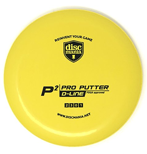 Discmania D-Line P2 Disc Golf Putter 170-172g by Discmania (Image #1)